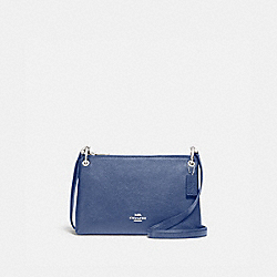 COACH F76645 Mia Crossbody SV/BLUE LAVENDER