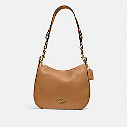 COACH F76695 - JES HOBO IM/LIGHT SADDLE