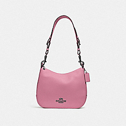 COACH F76695 - JES HOBO QB/PINK ROSE