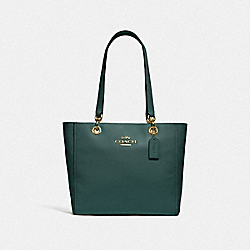 COACH F76701 - JES TOTE IM/EVERGREEN