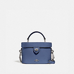 COACH F76712 - KAY CROSSBODY SV/BLUE LAVENDER