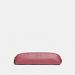 COACH F77259 - PENCIL CASE ROUGE