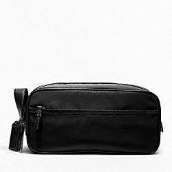 COACH F77272 Rivington Nylon Travel Kit