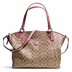 COACH F77319 - PEYTON XL TRAVEL TOTE ONE-COLOR