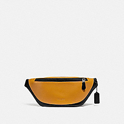 WARREN BELT BAG - F79052 - AMBER/BLACK ANTIQUE NICKEL