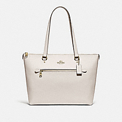 COACH F79608 Gallery Tote IM/CHALK