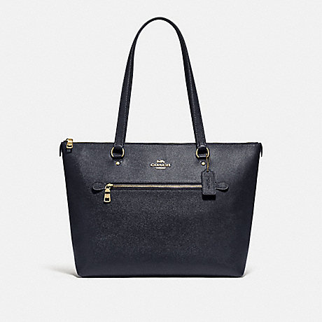 COACH F79608 GALLERY TOTE IM/MIDNIGHT