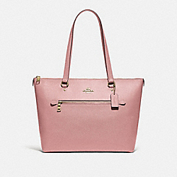 COACH F79608 Gallery Tote IM/PINK PETAL