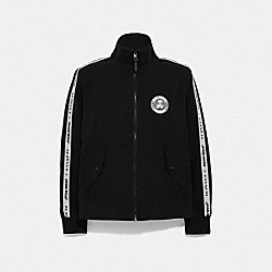 COACH F79651 - STAR WARS X COACH TRACK JACKET BLACK