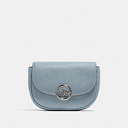 JADE MINI BELT BAG - F79941 - SV/PALE BLUE