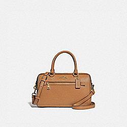 ROWAN SATCHEL - F79946 - IM/LIGHT SADDLE