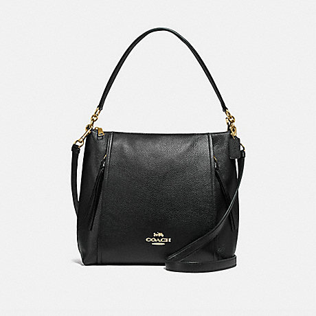 COACH F79994 MARLON HOBO IM/BLACK