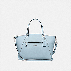 PRAIRIE SATCHEL - F79997 - SV/PALE BLUE