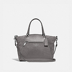 PRAIRIE SATCHEL - F79999 - SV/HEATHER GREY