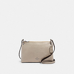 MIA CROSSBODY - F80333 - SV/PLATINUM