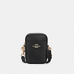 PHOEBE CROSSBODY - F80589 - IM/BLACK