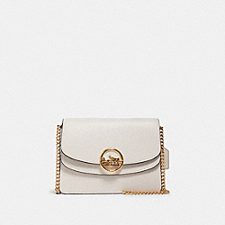 COACH F80835 - JADE FLAP CROSSBODY IM/CHALK