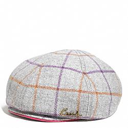 LEAH WOOL CAP - f80993 - 23582