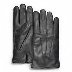 COACH F82863 Basic Nappa Glove SLATE