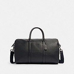 COACH F83962 Trekker Medium Carry-on QB/BLACK