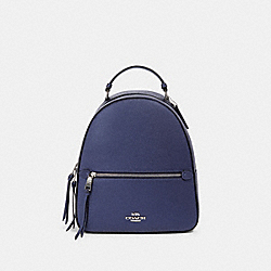 JORDYN BACKPACK - F84221 - SV/METALLIC BLUE