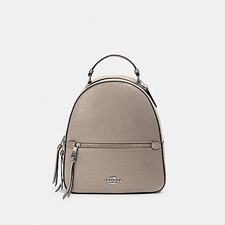 COACH F84221 JORDYN BACKPACK SV/PLATINUM