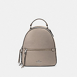 JORDYN BACKPACK - F84221 - SV/PLATINUM
