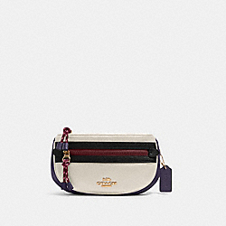 COACH F84230 - VALE BELT BAG IM/CHALK