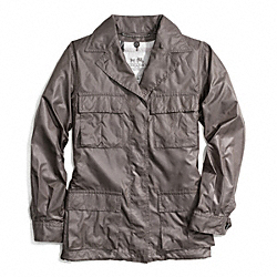 COACH F84307 Getaway Jacket SILT