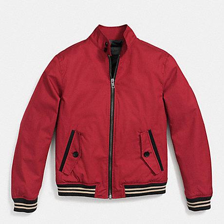 COACH F85571 BARRACUDA JACKET RED