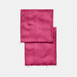 COACH F86011 - SIGNATURE WRAP MAGENTA