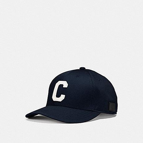 COACH f86147 VARSITY C CAP NAVY