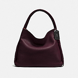 BANDIT HOBO 39 - f86760 - OXBLOOD/BLACK COPPER