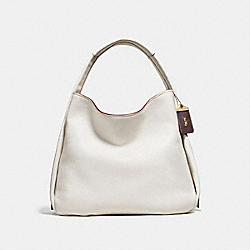 COACH F86760 Bandit Hobo 39 CHALK/OLD BRASS