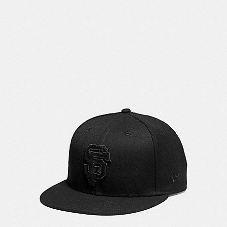 COACH F87250 - MLB FLAT BRIM HAT - SF GIANTS  15753ace5c3