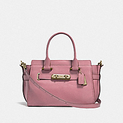 COACH SWAGGER 27 - F87295 - ROSE/LIGHT GOLD