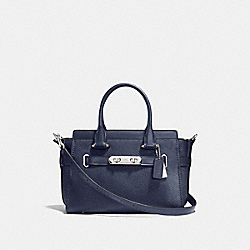 COACH SWAGGER 27 - F87295 - NAVY/SILVER