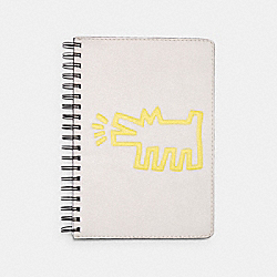 COACH F87602 - KEITH HARING NOTEBOOK CHALK