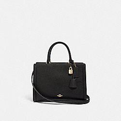 COACH F88037 - ZOE CARRYALL IM/BLACK