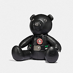 COACH F88051 - STAR WARS X COACH DARTH VADER COLLECTIBLE BEAR MULTICOLOR