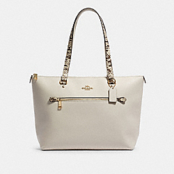 COACH F88234 - GALLERY TOTE IM/CHALK