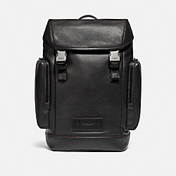 COACH F88870 Ranger Backpack QB/BLACK