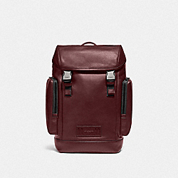 COACH F88870 Ranger Backpack QB/CARDINAL