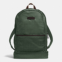 COACH F93372 - VARICK NYLON PACKABLE DAYPACK GMD20