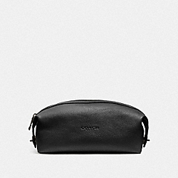 COACH F93466 Dopp Kit BLACK