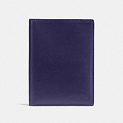 COACH F93604 Passport Case QB/CADET
