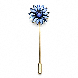 COACH F96432 Flower Stick Pin