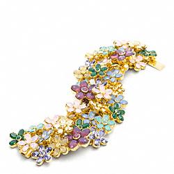 COACH F96576 Garden Flower Bracelet