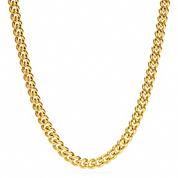 TOGGLE NECKLACE - f96952 - F96952GDGD