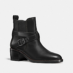 COACH FG1002 Chelsea Boot BLACK
